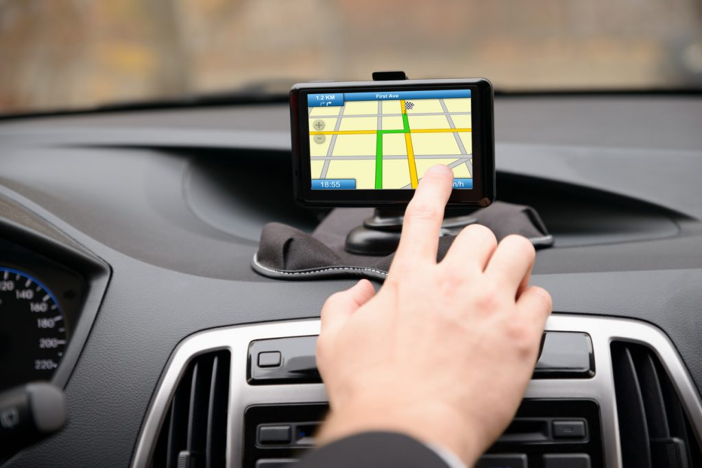 How to update maps on an old sat nav unit