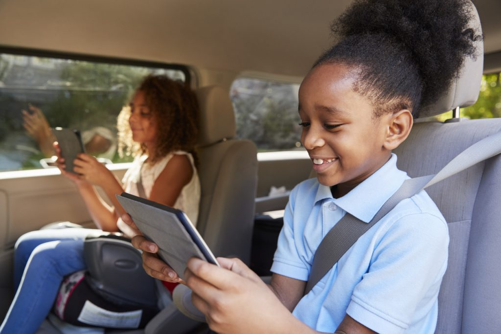 What are the car seat rules for children?