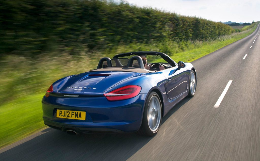 Revealed top 10 cars that are the cheapest and most expensive to service_Porsche Boxster