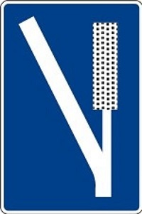 European traffic signs
