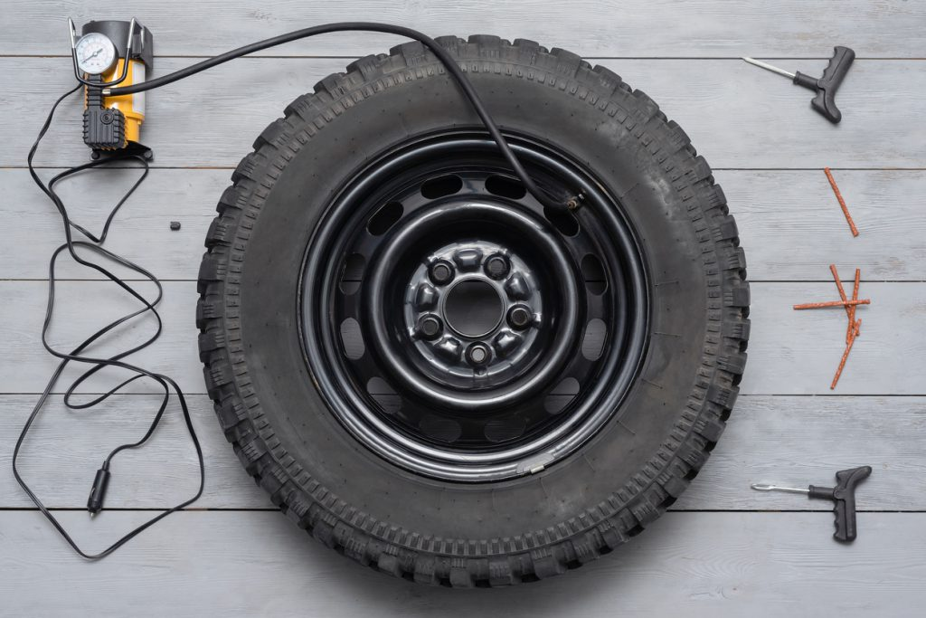 tyre inflation kits