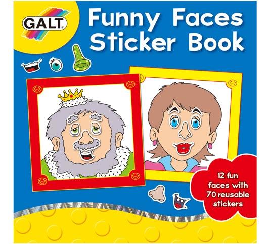 Galt_funny_faces_sticker_book