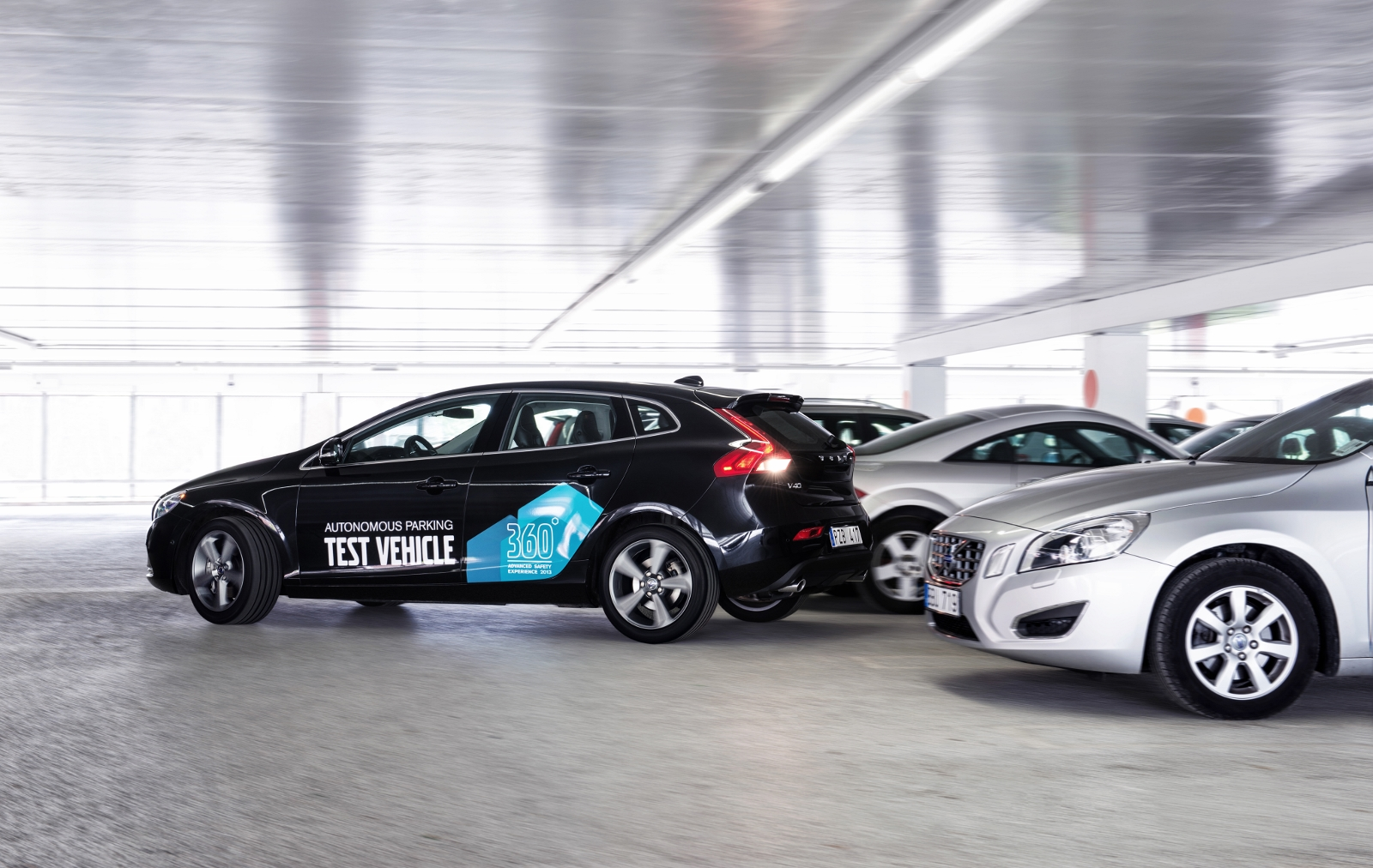 Self-parking cars to help with tighter parking spaces