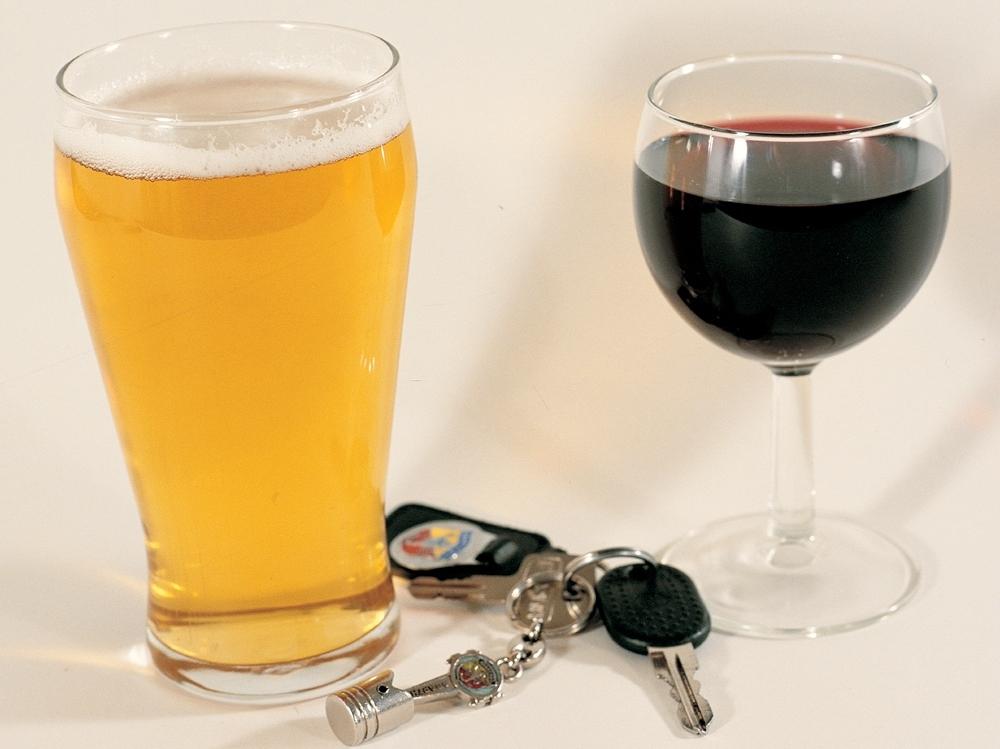 Drink-drive limit