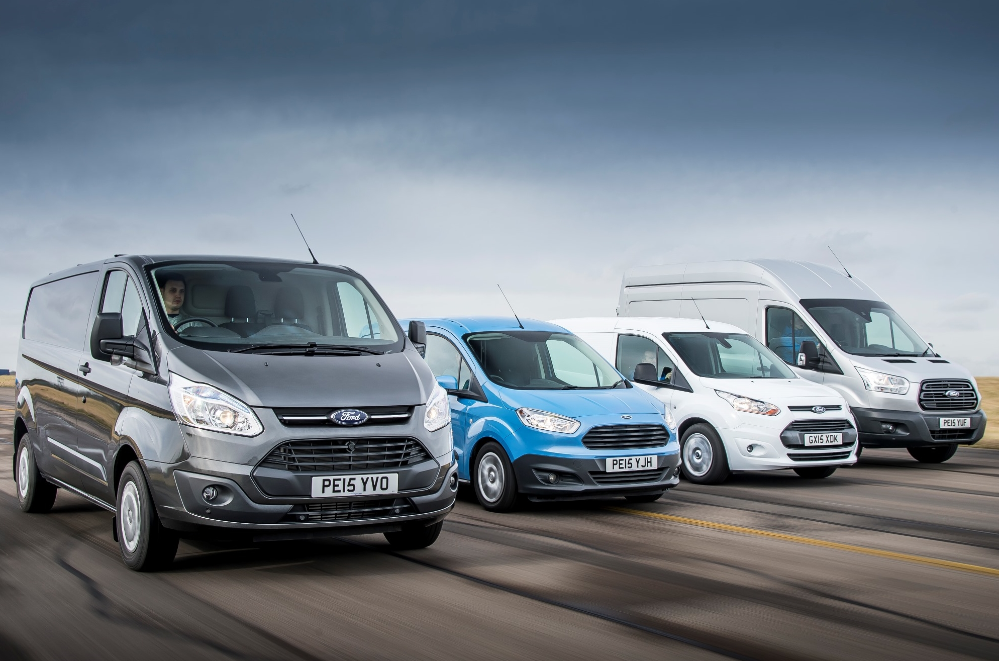 Buying your first van