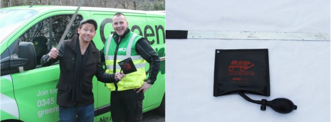 Guess the Green Flag tool and see if you can beat Joe Swash's score