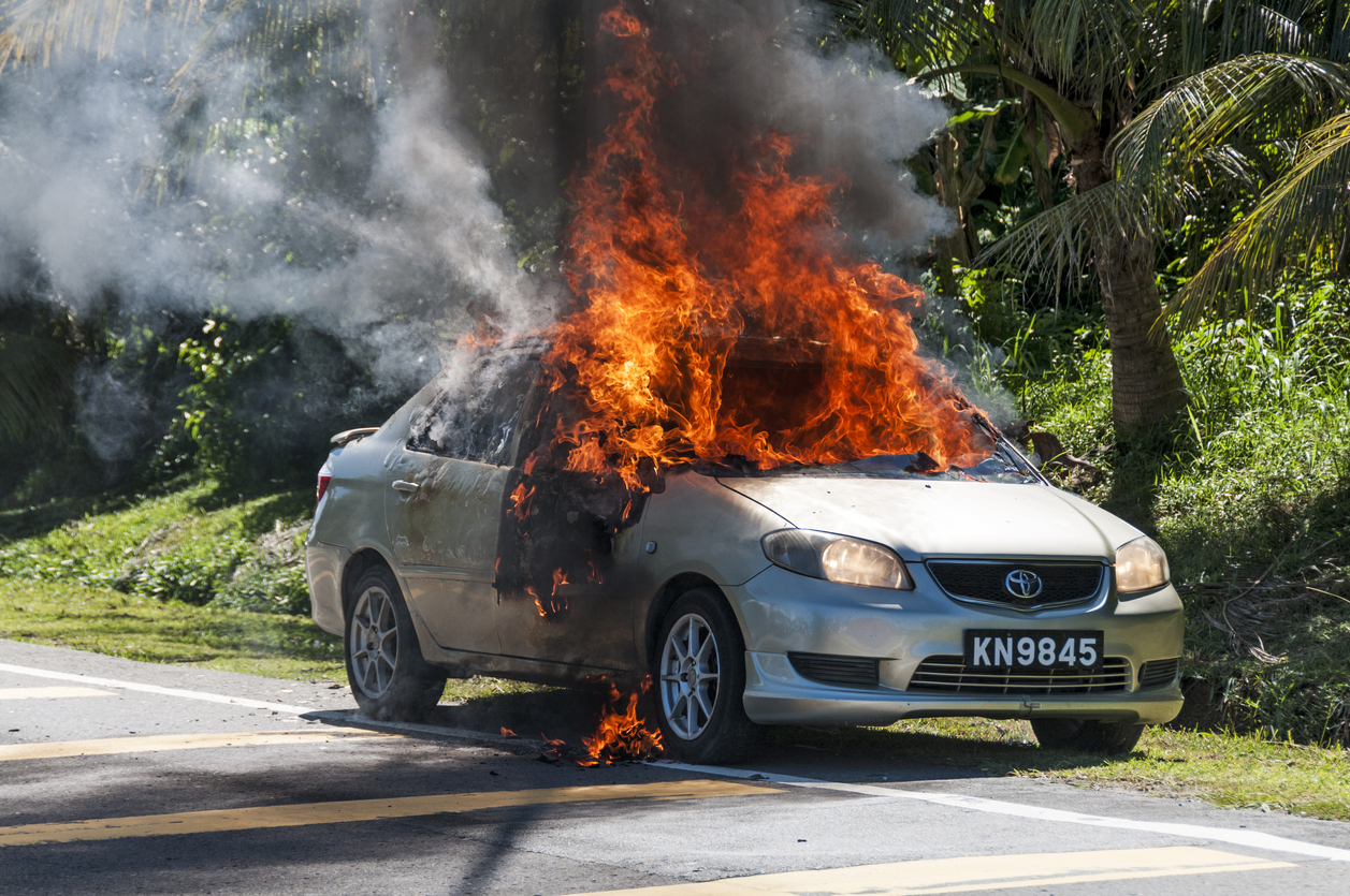 Image result for Car Fires