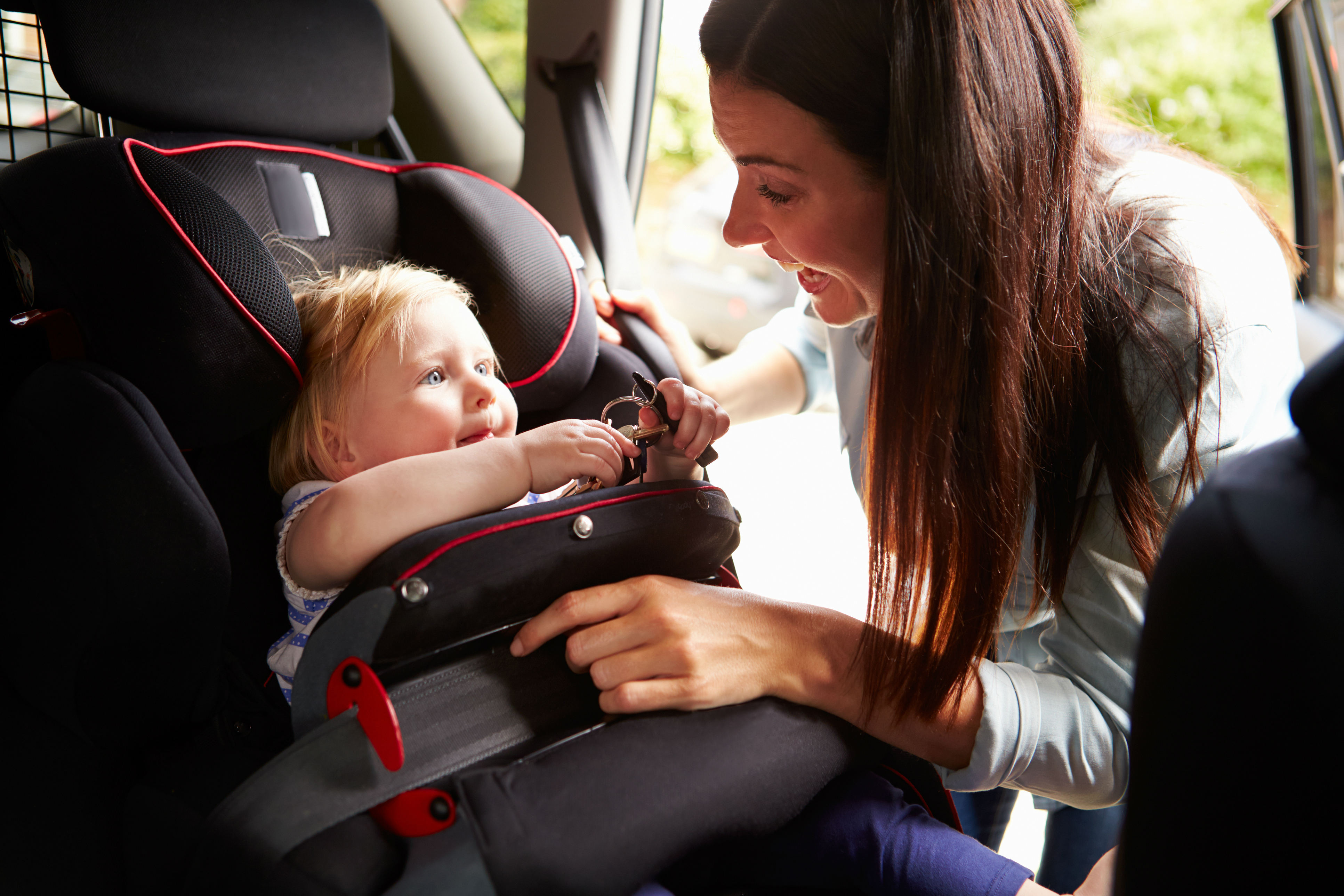What age children need a car seat?