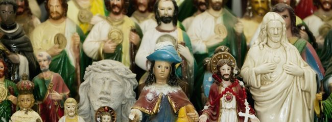 Who is the patron saint of travellers?