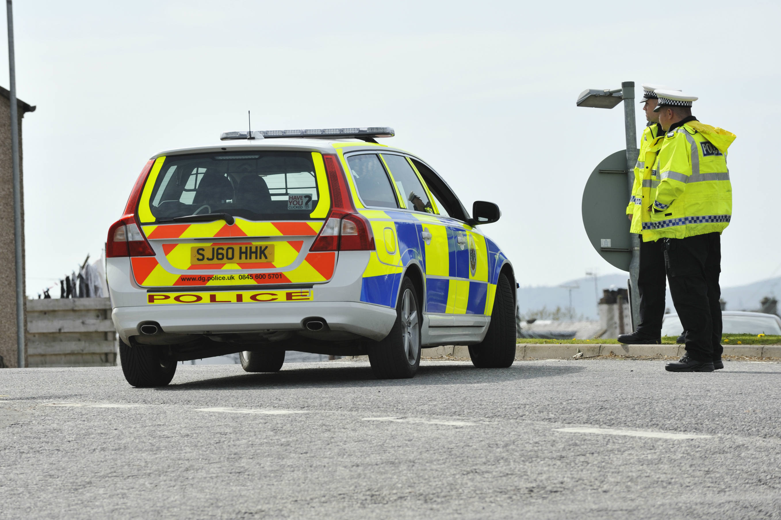 How could dash cams be taking police off UK roads