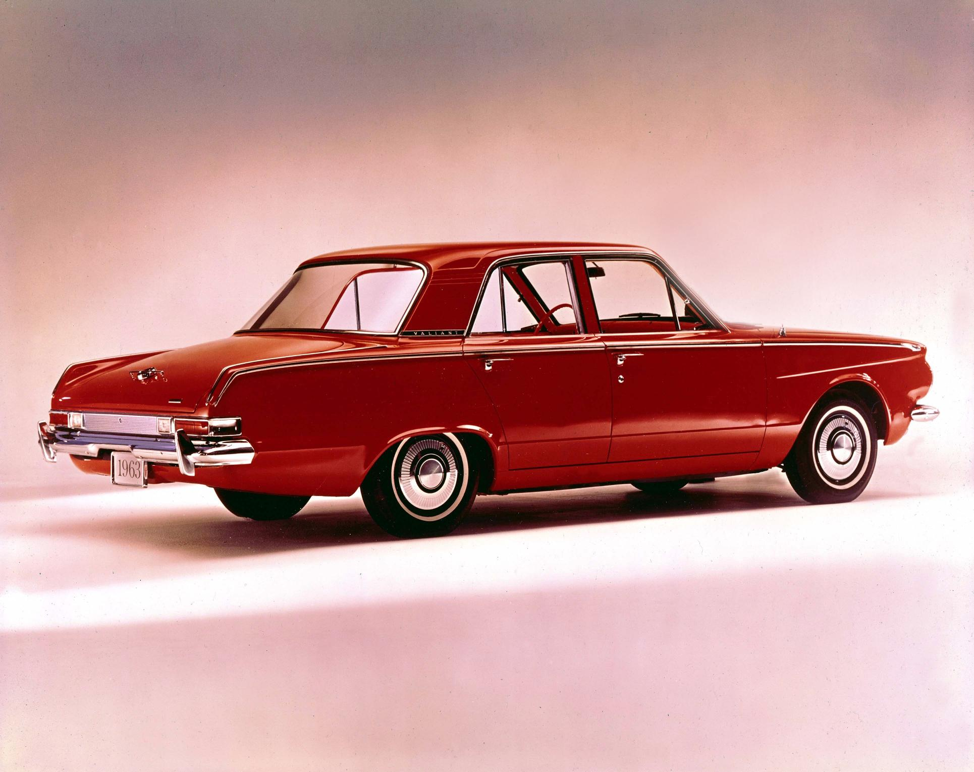 A rampaging truck hunts down the driver of a Plymouth Valiant in which movie?