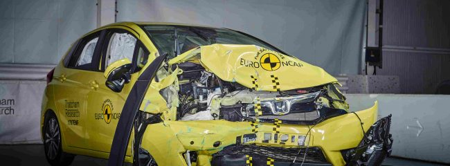 Honda Jazz_small cars can be safer than large cars