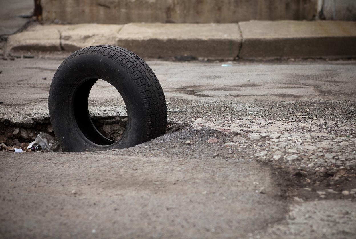 Pothole update