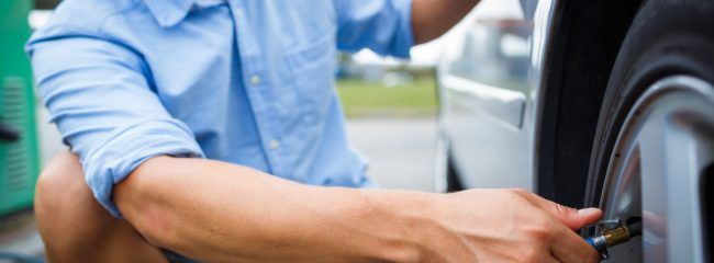 What should you do to your tyres to help ensure good fuel economy?