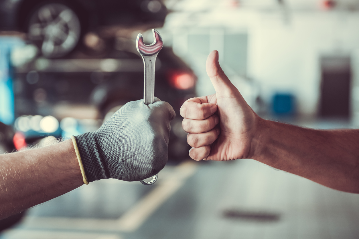 How often should you have your car serviced to ensure it runs efficiently?