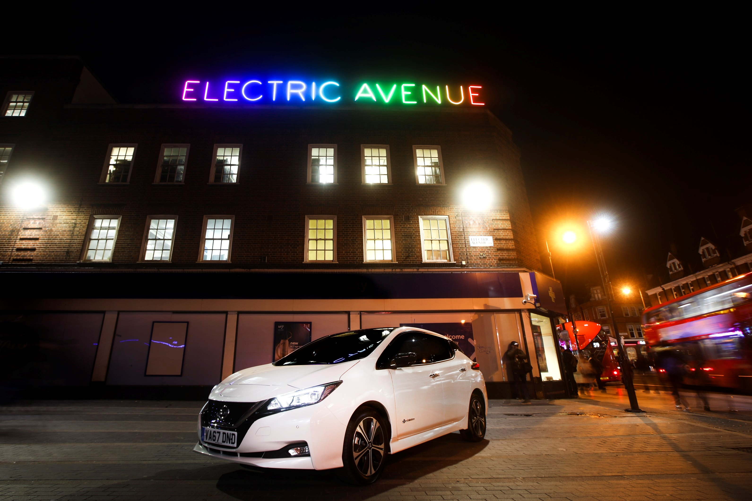 Buying electric cars