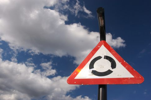 Quiz Road markings