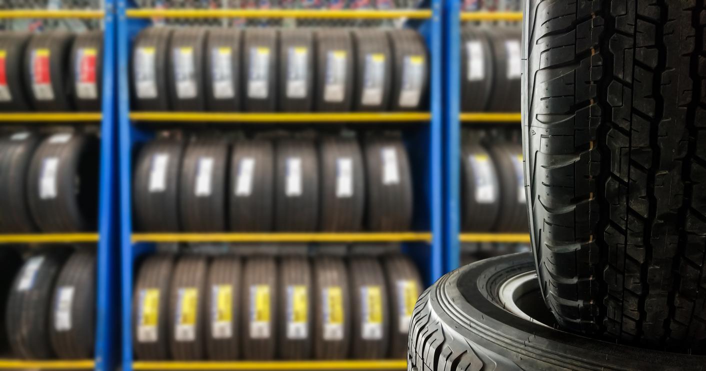 buying new tyres