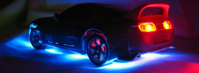 modifying cars