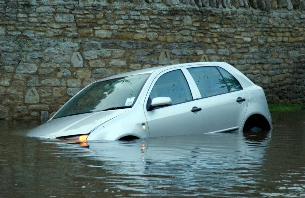 flood damaged cars