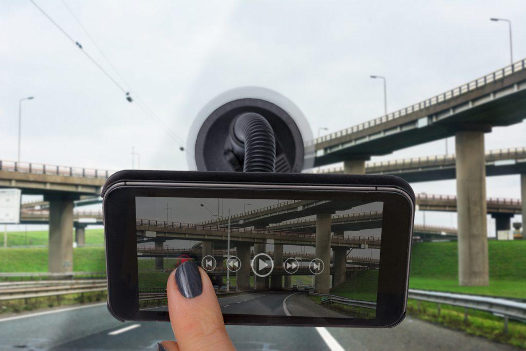 dash camera portal